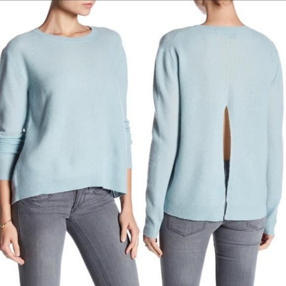 be90f8d3fd8 360 Cashmere Sweaters - 360 Cashmere Elena Split Back Sweater